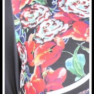 Clover Canyon Dresses - Clover Canyon long sleeve printed dress size xs